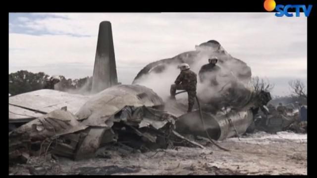 Kecelakaan pesawat militer Ilyushin 76 buatan Rusia ini adalah kecelakaan udara terburuk di Aljazair.