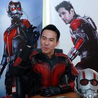 Foto Daniel Mananta (Deki Prayoga/Bintang.com)