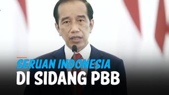 VIDEO: Seruan Multilateralisme Indonesia di tengah Ketegangan AS-Tiongkok