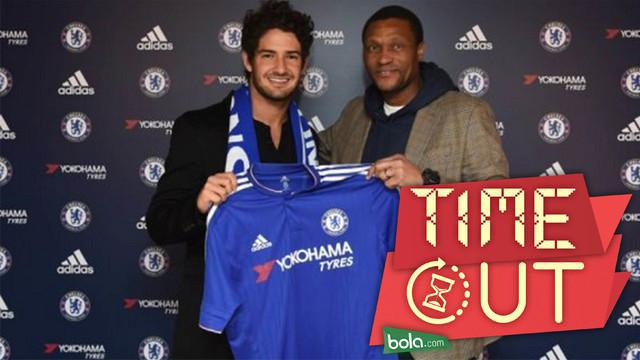 Chelsea, melalui situs resminya mengonfirmasi telah menyelesaikan proses peminjaman Alexandre Pato dari Corinthians. Pemain asal Brasil itu akan berseragam The Blues hingga akhir musim 2015-16.