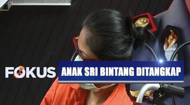 Tersangka berinisial FA ditangkap pada 15 Juni lalu di kawasan Cibubur, Ciracas, Jakarta Timur, dengan barang bukti 0,49 gram sabu.