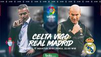 La Liga - Celta Vigo Vs Real Madrid (Bola.com/Adreanus Titus)