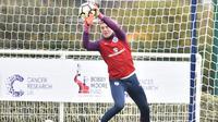 Kiper Sunderland asal Inggris, Jordan Pickford. (AFP/Olly Greenwood)