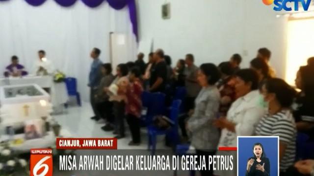 Setelah doa bersama Rabu siang, keluarga akan membawa jenazah ke Rumah Sakit Boromeus Bandung dan dikebumikan.
