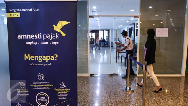 20160925-Wajib Pajak Antusias Ikut Program Tax Amnesty di Hari Minggu-Jakarta