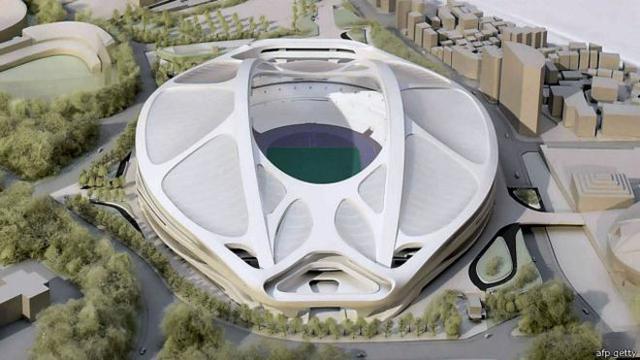 Dikecam, Jepang Batalkan Desain Stadion Olimpiade 2020 ...