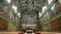 Michelangelo ogah-ogahan menerima penugasan ke Kapel Sistine di Vatikan karena ia menganggap melukis adalah bentuk kesenian yang rendah. (Sumber Reuters)