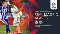 Real Madrid vs Alaves (Liputan6.com/Abdillah)