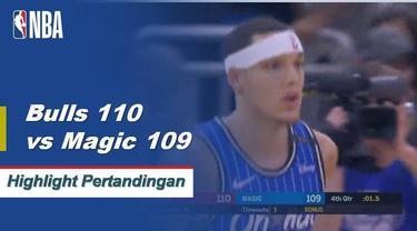 Lauri Markkanen mencetak 25 poin dan 11 rebound saat Chicago mengungguli Orlando.