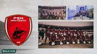 PSM Makassar - Pesona Skuat PSM 1999-2000 (Bola.com/Adreanus Titus/Foto: Abdi Satria)