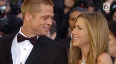 Menyusul Brad Pitt dan Angeline Jolie, giiliran Jennifer Aniston dan Justin Theroux yang mengakhiri pernikahan mereka.