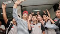 Calon Gubernur Jawa Timur nomor urut 2, Saifullah Yusuf atau Gus Ipul. (Liputan6.com/Dian Kurniawan)