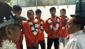 Timnas bola voli putri Indonesia (Ist)