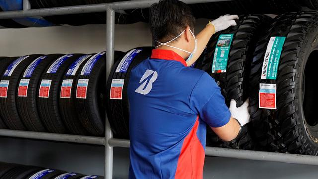 PT Bridgestone Tire Indonesia (Bridgestone Indonesia) secara resmi memperkenalkan label ban baru