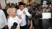 Calon Gubernur Sumut nomor urut 1 Edy Rahmayadi. (Liputan6.com/Reza Efendi)