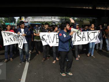 20160902-Mahasiswa Desak Penyelesaian Kasus Trisakti-Jakarta