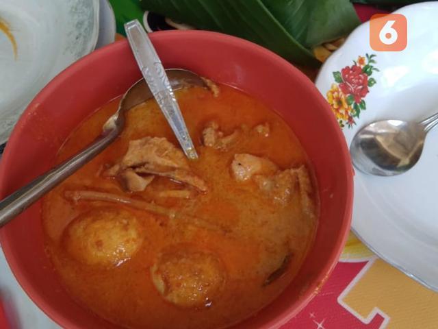 Kuah Adun Kuliner Unik Bangkalan Dengan Cara Makan Tak Biasa Regional Liputan6 Com