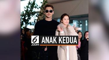 Rain dan Kim Tae Hee sambut kelahiran anak kedua mereka. Kim Tae Hee melahirkan anak kedua berjenis kelamin perempuan pagi ini di rumah sakit Seoul, Korea Selatan.