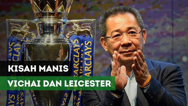 Berita Video Akhir Kisah Manis Srivaddhanaprabha Bersama Leicester City