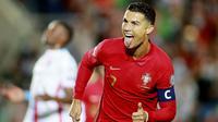 Portugal pesta gol saat menjamu Luksemburg dalam lanjutan Grup A Kualifikasi Piala Dunia 2022 zona Eropa.