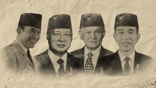 Juni merupakan bulan Presiden Republik Indonesia. Ada 4 Presiden RI, yang lahir di Bulan Juni.