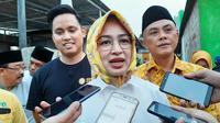 Ketua DPD Golkar Tangerang Selatan, Airin Rachmi Diany. (Liputan6/Pramita)