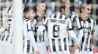 Juventus vs Chievo (MARCO BERTORELLO / AFP)