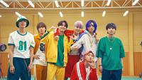 BTS rilis Butter versi cooler remix, sekeren apa? (YouTube HYBE Labels)