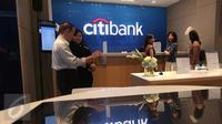 Suasana Kantor Citi Bank di Pantai Indah Kapuk, Jakarta, Jumat (30/10/2015). Citi Bank membuat salah satu terobosan baru yang bernama Citi Smart Branch. (Liputan6.com/Angga Yuniar)