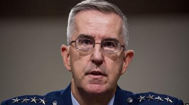 Jenderal John Hyten, Wakil Ketua Gabungan Kepala Staf Angkatan Bersenjata AS.