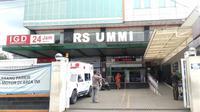 RS Ummi Bogor. (Achmad Sudarno/Liputan6.com)