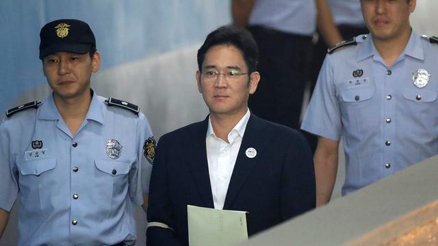 Samsung-Lee Jae yong