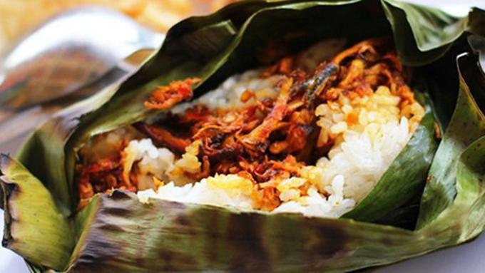 Resep Bekal Suami Nasi Bakar Ayam Kemangi Lifestyle