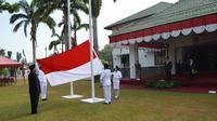 Suasana perayaan HUT ke-70 RI di Sri Lanka. (Dokumentasi KBRI Sri Lanka)