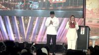 Di Depan Lukisan Bung Karno, Puti Berkomitmen Jadi Pelayan Rakyat (Liputan6.com/Dian Kurniawan)