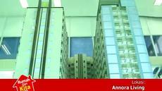 Apartemen yang terintegrasi dengan kawasan komersial dan akses transportasi umum menjadi incaran kaum urban.