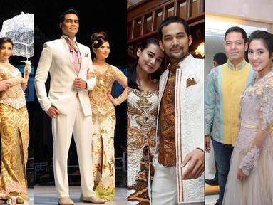 Berikut 4 selebriti yang terlibat cinta lokasi (cinlok) dan akhirnya menikah: