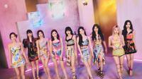 Twice. (JYP via Soompi)