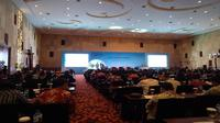 Pertemuan Tahunan, Workshop Regional and Konferensi Internasional International Association of Deposit Insurers Asia Pacific Regional Committee (IADI APRC) ke-15 di Yogyakarta. (Liputan6.com/Nurmayanti)