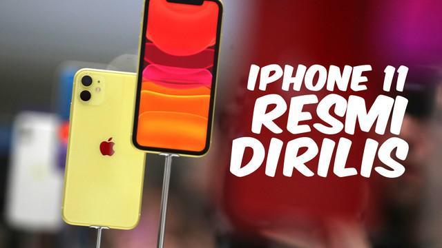 Top 3 hari ini berisi video dari kecelakaan yang kembali terjadi di Tol Cipularang, Apple yang resmi merilis iPhone 11, dan pasien ISPA meningkat 100% di Pontinak.