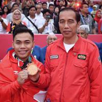 Instagram: Jokowi
