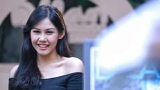 Pendatang baru Vanesha Prescilla terlibat dalam film Dilan. Adik Sissy Priscillia mengaku kaget mengetahui dipasangkan dengan Iqbaal Dhiafakhri Ramadhan. (Adrian Putra/Bintang.com)