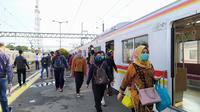 Rata-rata pasien positif terinfeksi virus corona COVID-19 yang berasal dari Kabupaten Bogor, Jawa Barat lantaran tertular di KRL.