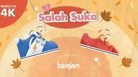 Base Jam resmi merilis musik video dengan format animasi dari single terbaru mereka berjudul 'Salah Suka'. (Foto: Instagram @basejamofficial)