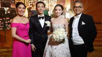 Pernikahan anak bos Gudang Garam (dok. Instagram @bektum/https://www.instagram.com/p/BrIdFUqg2jU/Putu Elmira)