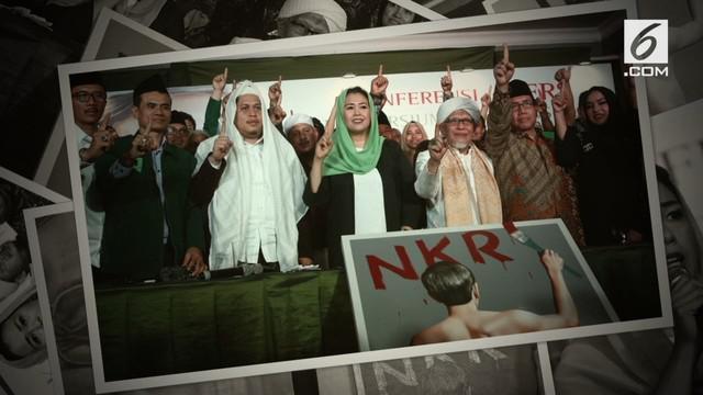 Putri Gus Dur, Yenny Wahid, menyatakan sikap politik keluarganya dalam Pilpres 2019. Dalam pernyataannya, putri kedua Gus Dur tersebut menegaskan dukungan terhadap pasangan Jokowi-Ma'ruf Amin.