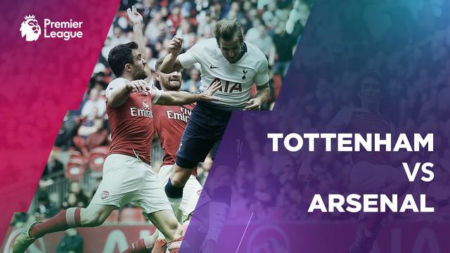 Berita video statistik Tottenham Hotspur vs Arsenal pada laga pekan ke-29 Premier Leeague 2018-2019 di Wembley, London, Sabtu (2/3/2019).
