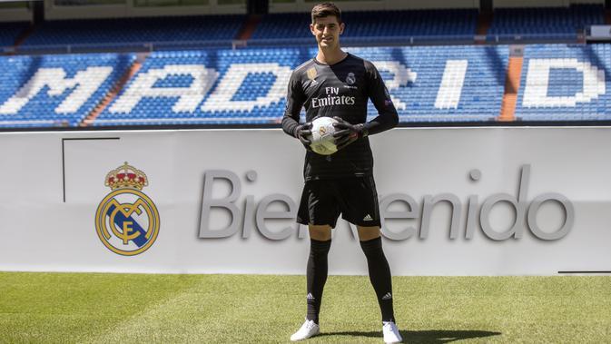 Hazard Akui Ada Peran Courtois Di Balik Kepindahannya Ke Real Madrid
