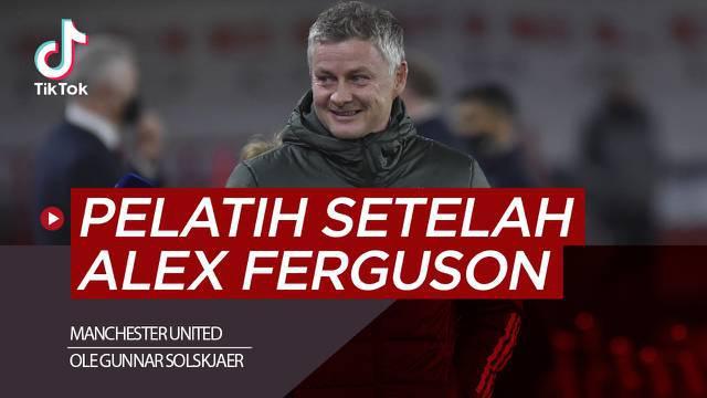 Berita video TikTok, kiprah para pelatih Manchester United setelah Alex Ferguson.