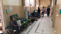 Rumah Sakit Gorontalo penuh (Liputan6.com / Arfandi Ibrahim)